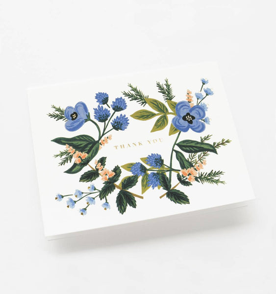 THANK YOU BOUQUET CARD-Lydia LLC