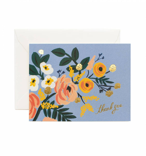 ROBIN THANK YOU CARD-Lydia LLC