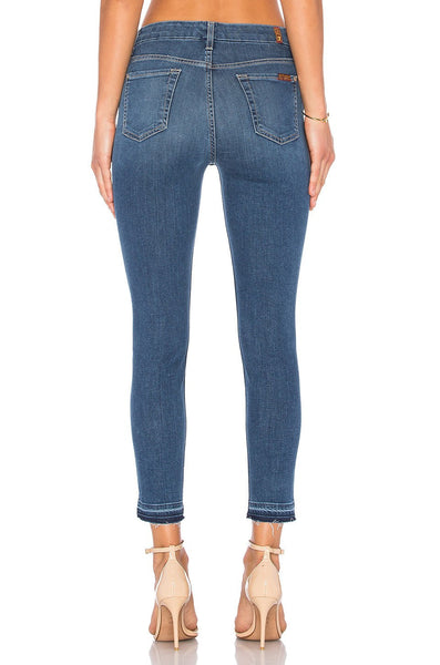 B(Air) The High Waist Ankle Skinny 7 For All Mankind-Lydia LLC