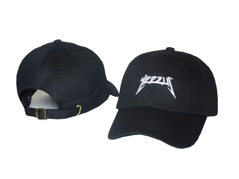 Yeezus Hat Black/White