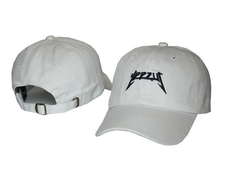 Yeezus Hat White