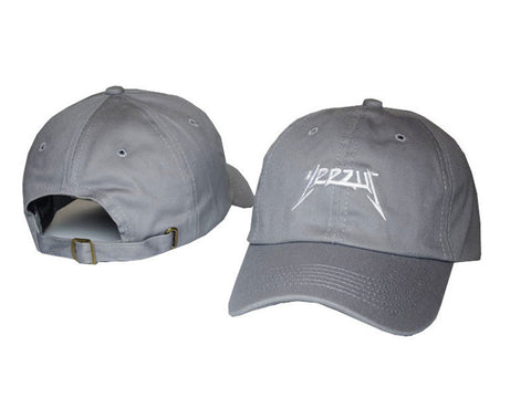 Yeezus Hat Grey/White