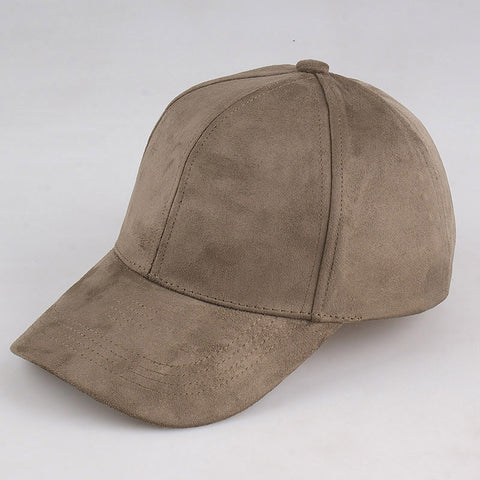 Suede Hats  Army green