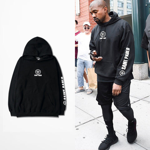 2016 New Saint Pablo Hoodies Kanye West I feel like pablo TOUR -  - 1