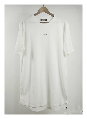 2016 Yeezy 3 Short Sleeve White - RawSells