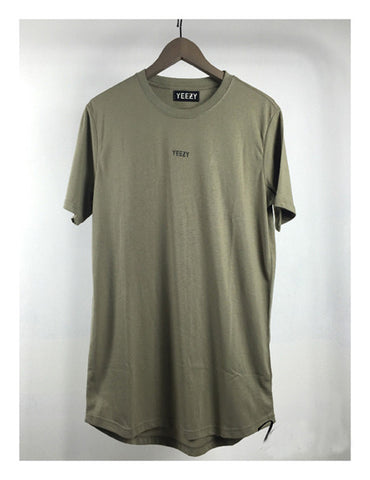 2016 Yeezy 3 Short Sleeve Army Green - RawSells