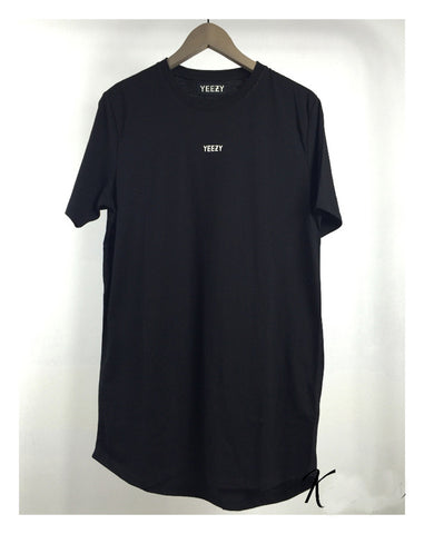 2016 Yeezy 3 Short Sleeve Black - RawSells