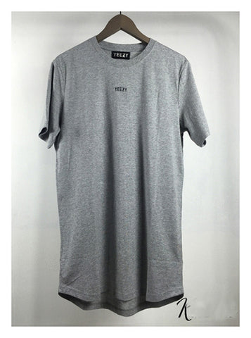 2016 Yeezy 3 Short Sleeve Gray - RawSells