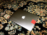 Yeezus red tape sticker -  - 7