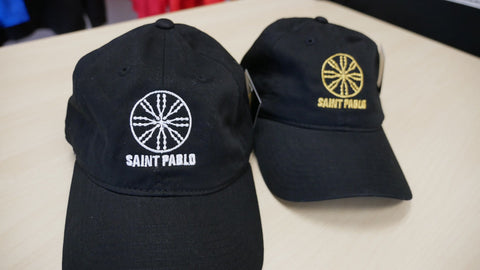 Saint Pablo Tour Hat White/Black Colorway