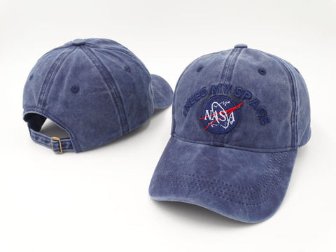 NASA dark blue