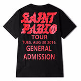Saint Pablo tour short sleeve - RawSells
