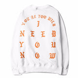 The life of Pablo sweatshirts pablo merch -  - 8