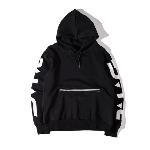 Palace Hoodie Men Women Reflective Fashion Leisure 100% Cotton