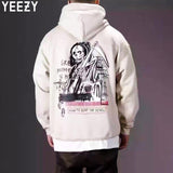 How To Beat The Devil Kanye West Yeezus Tour Hoodie Sweatshirt