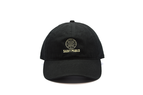 Saint Pablo Tour Hat Gold/Black Colorway