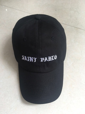 Saint Pablo hat 2016 I Feel Like Pablo Hat Cap In Burgundy Yeezy Yeezus Kanye West The Life Of Pablo i feel like pablo yeezy - RawSells