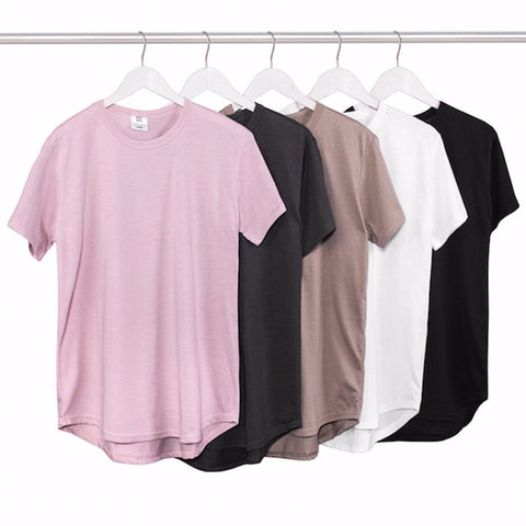 Men Fashion Summer Style T shirt Kanye West T-shirts Fear of god T-shirt Yeezy season 3 Justin Bieber Crop Top Hip Hop Swag Tees - RawSells