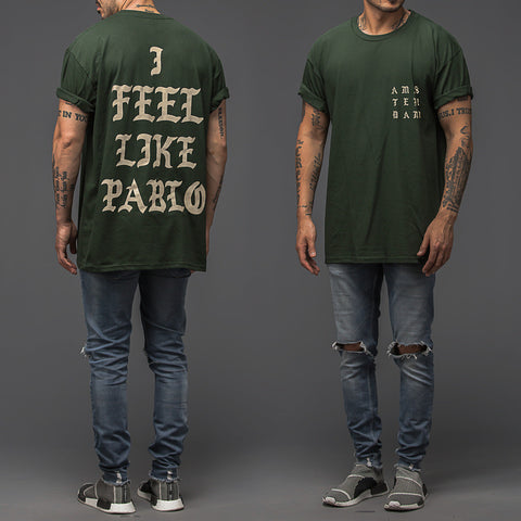 "Kanye West ""I Feel Like Pablo"" Amsterdam Pop-Up Shop Exclusive. - RawSells"