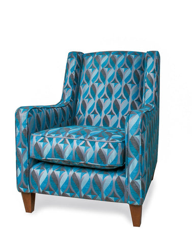 Craven Fabric Accent Armchair