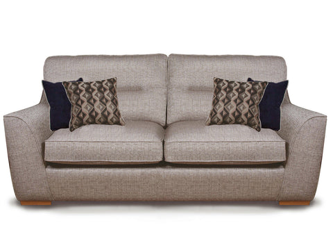 Avalon Fabric 3 Seater Sofa