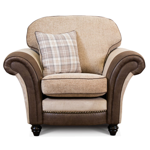 Marquis Fabric Armchair