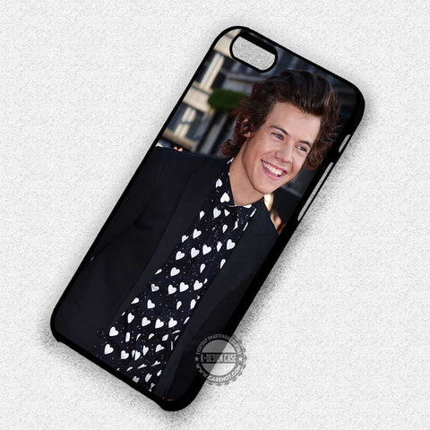 Harry Styles With Heart - iPhone 7  Plus 6S SE 4 Cases & Covers