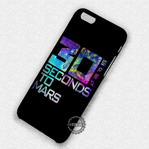 30 Second To Mars Sky Fox Nebula - iPhone 7 6 5 SE Cases & Covers