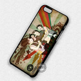 5SOS Band Vintage  - iPhone 7 Plus 6S SE Cases & Covers - samsungiphonecases