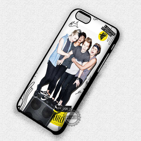 5SOS So Perfect - iPhone 7 Plus 6S SE Cases & Covers - samsungiphonecases