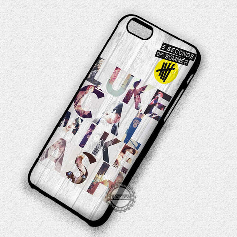 Ashton Irwin Vintage Band  - iPhone 7 Plus 6S SE Cases & Covers