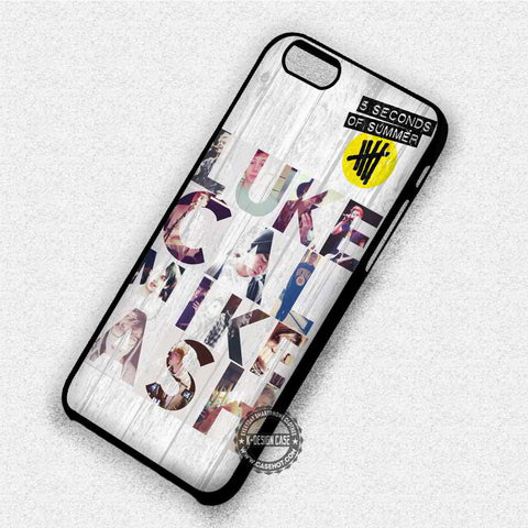 Ashton Irwin Signature - iPhone 7 6 Plus 5c 5s SE Cases & Covers