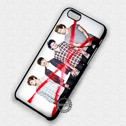 5 Seconds of Summer Band Music - iPhone 7 6 5 SE Cases & Covers
