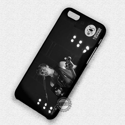 5SOS Calum Hood Band - iPhone 7 Plus 6S SE Cases & Covers - samsungiphonecases