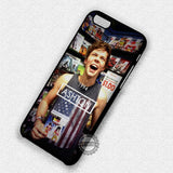 Ashton Irwin with Dvd - iPhone 7 Plus 6S SE Cases & Covers