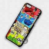 5 Seconds Of Summer Comic The Avengers - iPhone 7 6 5 SE Cases & Covers