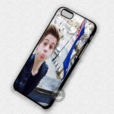Luke and Australian Flag - iPhone 7 6 Plus 5c 5s SE Cases & Covers