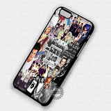5 Seconds of Summer and One Direction  - iPhone 7 6 Plus 5c 5s SE Cases & Covers - samsungiphonecases