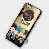 5SOS Collage Luke Hemmings - iPhone 7 6 Plus 5c 5s SE Cases & Covers - samsungiphonecases