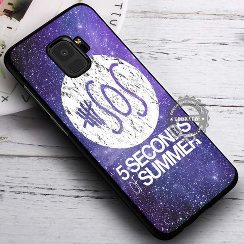 5 Seconds of Summer Galaxy - Samsung Galaxy S8 S7 S6 Note 8 Cases & Covers #SamsungS9