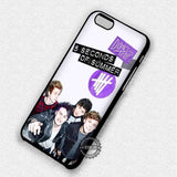 5 Seconds of Summer Poster - iPhone 7 6 5 SE Cases & Covers