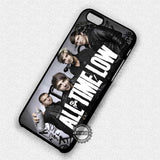 All Time Low Logo - iPhone 7 6 Plus 5c 5s SE Cases & Covers