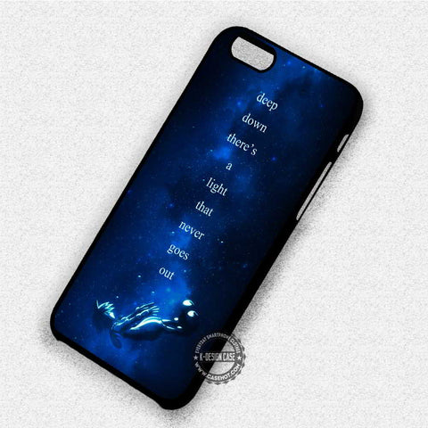 A Light That Never Goes Out - iPhone 7 6 Plus 5c 5s SE Cases & Covers - samsungiphonecases