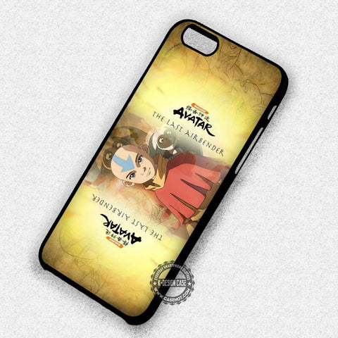 Aang Avatar The Last Air Bender - iPhone 7+ 6S 5 SE Cases & Covers