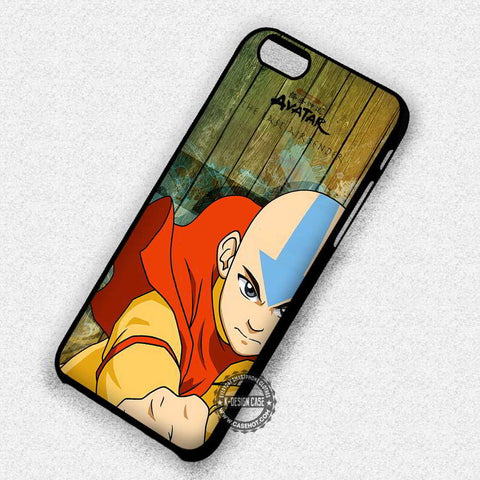 The Last Air Bender The Legend of Aang - iPhone 7+ 6S 5 SE Cases & Covers