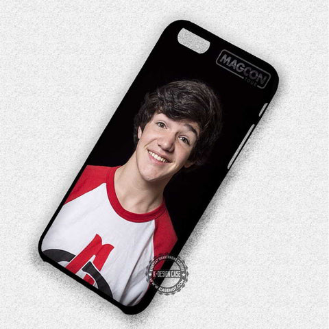 Aaron Carpenter Cute Magcon Boys - iPhone 7 6 5 SE Cases & Covers