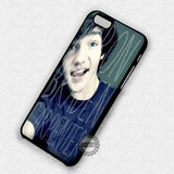 Aaron Braden Carpenter - iPhone 7 6S 5 5C SE Cases & Covers - samsungiphonecases