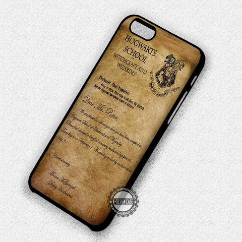 Acceptance Letter Harry Potter - iPhone 7 6 Plus 5c 5s SE Cases & Covers - samsungiphonecases