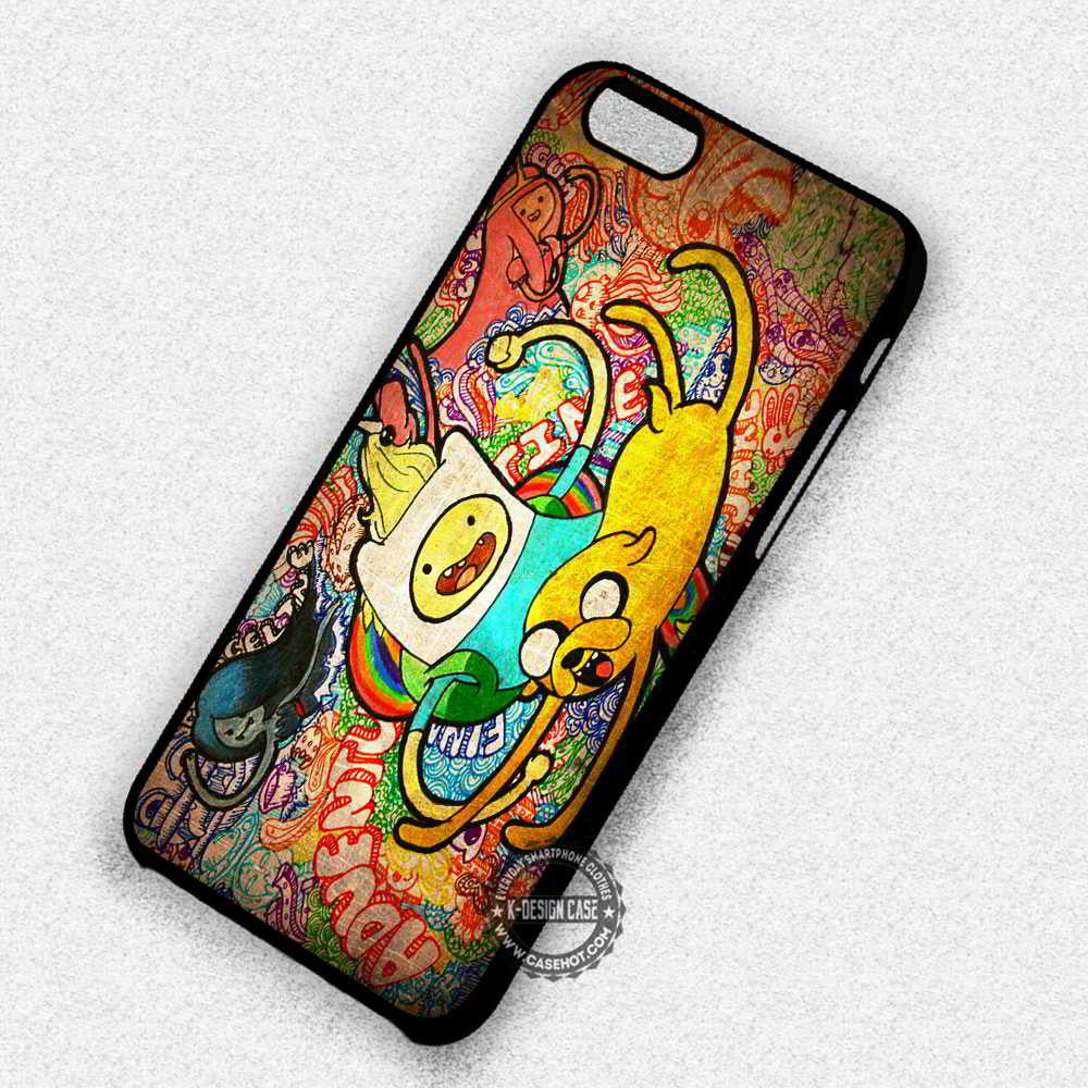 ZELDA ADVENTURE TIME iphone case
