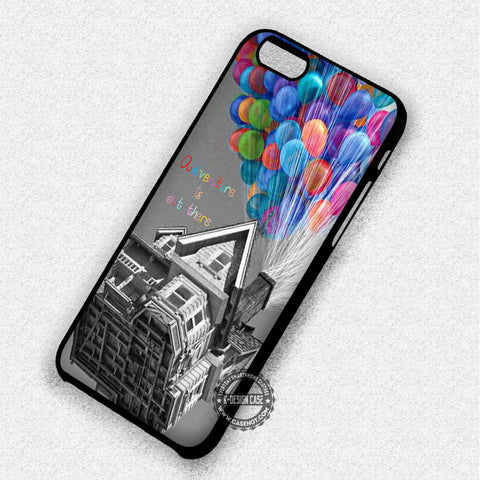 Adventure is Out - iPhone 8+ 7 6s SE Cases & Covers